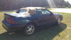 1995 Ford Mustang GT Convertible - Image 3