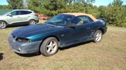 Parts Cars - 1995 Ford Mustang GT Convertible