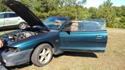 1995 Ford Mustang GT Convertible - Image 2
