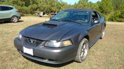 2003 Ford Mustang convertible - Image 9