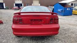 1997 Ford Mustang Cobra - Red - Image 5