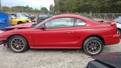 Parts Cars - Featured Products - 1997 Ford Mustang Cobra - Red
