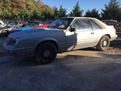 Parts Cars - 1986 Ford Mustang LX - Hatch