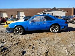 Parts Cars - 1989 Ford Mustang GT