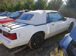 Parts Cars - 1993 Ford Mustang LX