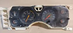 Interior - Dashboards, Pads & Vents - 1983-1986 140MPH SSP Instrument Cluster