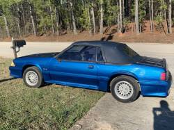 1990 Ford Mustang GT Convertible - Image 2