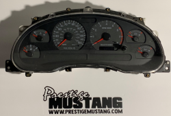 1999-2004 - Interior - 1999-2004 Ford Mustang Instrument Cluster 150mph