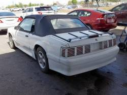 1987 Ford Mustang GT Convertible 5.0 T5 - Image 3