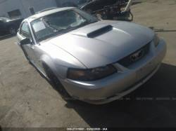 1999-2004 - 2001 Ford Mustang 4.6 Automatic