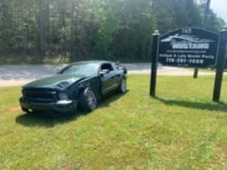 2008 Ford Mustang BULLITT - Image 2