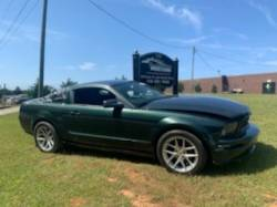 Parts Cars - Featured Products - 2008 Ford Mustang BULLITT