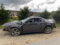 Parts Cars - 2003 Ford Mustang Cobra SVT