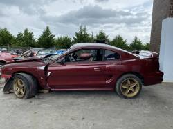 Parts Cars - 1997 Ford Mustang Cobra