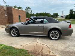 2002 FORD MUSTANG 4.6 AUTOMATIC CONVERTIBLE - Image 2