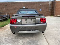 2002 FORD MUSTANG 4.6 AUTOMATIC CONVERTIBLE - Image 4