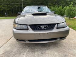 2002 FORD MUSTANG 4.6 AUTOMATIC CONVERTIBLE - Image 3