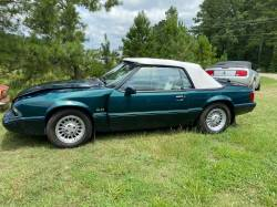 Parts Cars - 1990 Ford Mustang 5.0 Automatic Convertible