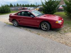 Parts Cars - 1994 Ford Mustang Coupe 5.0 Automatic