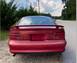 1994 Ford Mustang Coupe 5.0 Automatic - Image 4