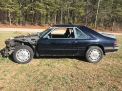 Parts Cars - Featured Products - 1986 Ford Mustang SVO 2.3L Manual