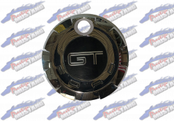 Exterior - Emblems & Badges - 2005-2009 GT False Gas Cap
