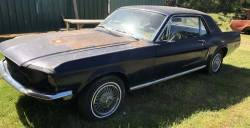 1968 Ford Mustang Coupe - Image 1