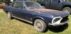 1968 Ford Mustang Coupe - Image 2