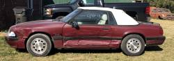 1989 Ford Mustang LX 5.0 Convertible - Image 2