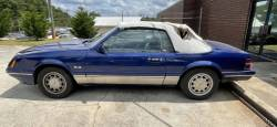1979-1986 - Parts Cars - 1986 Ford Mustang 5.0 LX Convertible