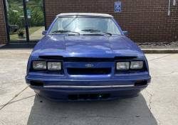 1986 Ford Mustang 5.0 LX Convertible - Image 2