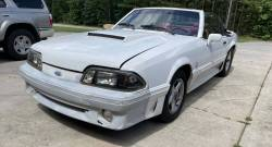 Parts Cars - Featured Products - 1988 Ford Mustang GT Convertible