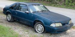 1987-1993 - Parts Cars - 1993 Ford Mustang Hatchback - 2.3L T5